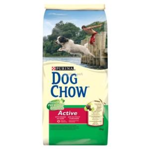 Dog Chow Active Csirkével 15kg
