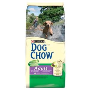 Dog Chow Adult Báránnyal és Rizzsel 15kg
