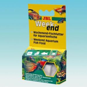 JBL JBL Weekend tabletta hétvégi táplálék halaknak 4 db-os