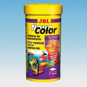 JBL JBL NovoColor 100ml színfokozó lemezes haltáp