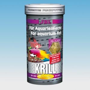 JBL JBL Krill 100ml lemezes táp édesvízi és tengeri halaknak