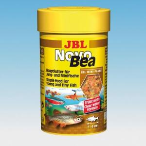 JBL JBL NovoBea 100ml lemezes táp növendékhalaknak
