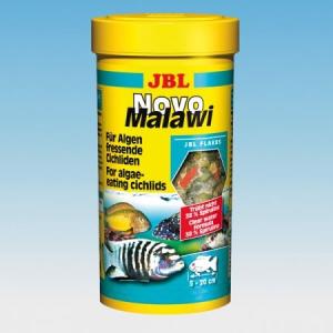 JBL JBL NovoMalawi 250ml lemezes táp algaevő sügéreknek