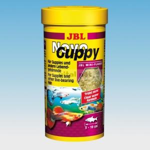 JBL JBL NovoGuppy 100ml lemezes táp