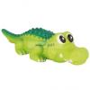 TRIXIE kutyajáték latex krokodil