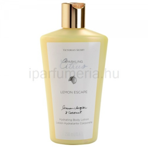 Victoria´s Secret Lemon Escape testápoló tej nőknek 250 ml