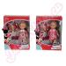 Simba Toys Steffi love: Minnie egeres Évi baba hordható karkötővel 2 változatban - Simba Toys