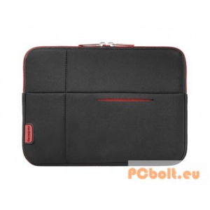"SAMSONITE Netbook Sleeve Airglow 15,6"" Black/Red"