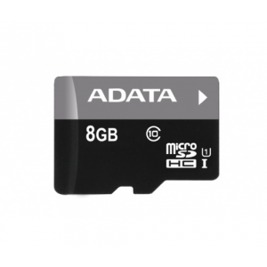 ADATA Premier Micro SD 8 GB UHS-I CL10 + adapter