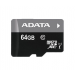 ADATA Premier Micro SD 64GB UHS-I CL10 +adapter