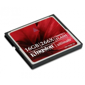 Kingston CF Ultimate 266x 16GB (CF/16GB-U2)