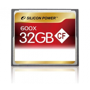 Silicon Power CF 600X 32GB