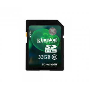 Kingston SD 32GB CL10 Value SD10V/32GB