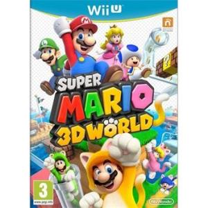 Nintendo Super Mario 3D World - Wii U