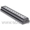 MANHATTAN Hi-Speed USB 2.0 Hub 10 port + tápegység, fekete