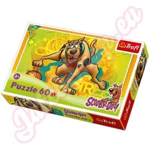 Trefl Scooby Doo: Labdazsonglőr puzzle