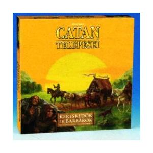 Piatnik Catan Kereskedők és Barbárok