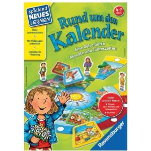Ravensburger Utazás a naptár körül