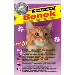 Certech Macskaalom Benek Super Compact Levendula 10l