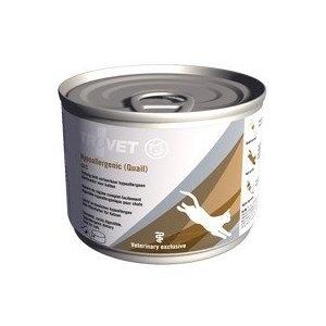 Trovet Quail Rice Diet (QRD macskák részére) - konzerv 200g