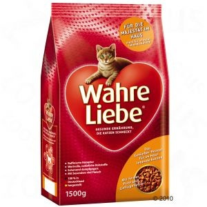 Mera Dog MERA CAT Wahre Liebe Pulyka májjal és rizzsel 1,5kg