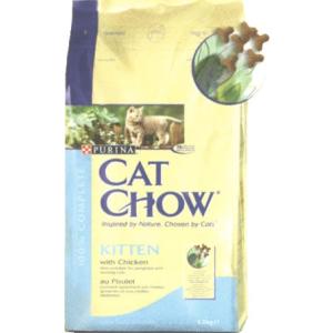 Purina CAT CHOW Kitten Chicken 400g