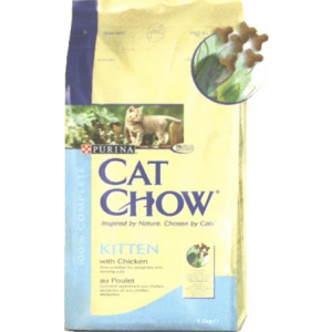 Purina CAT CHOW Kitten Chicken 2x15kg