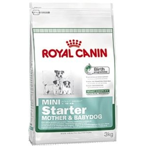 Royal Canin Mini Starter Mother & Babydog 1kg