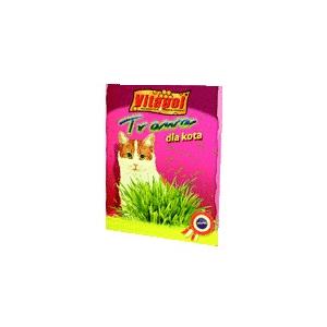 Vitapol fű macskának (doboz) 100g