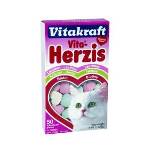 Vitakraft Vita Herzis – 3 színű szívecskék