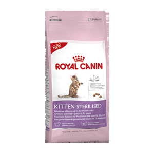 Royal Canin Kitten Sterilised 37 4kg