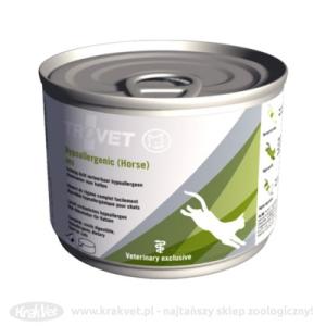 Trovet Horse Rice Diet (HRD macskák részére) - konzerv 200g