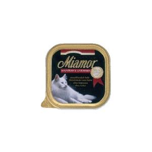 Miamor Milde Mahlzeit - csirke sonkával 100g