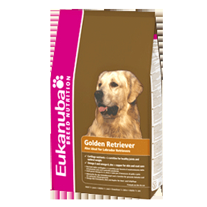Eukanuba Adult Golden Retriever 2,5 kg