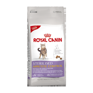 Royal Canin Sterilised Appetite Control 37 4kg