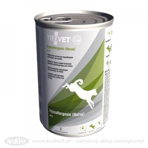 Trovet Horse Potato Diet (HPD a kutyáknak) - konzerv 400g