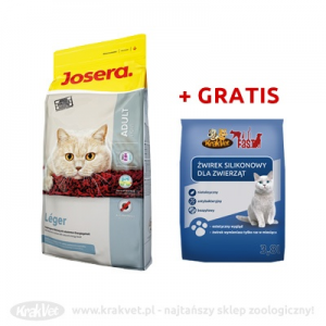 Josera Leger Light / Kastrat 10kg