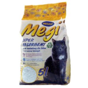 Megan Macskaalom Megi Absorbent 5l