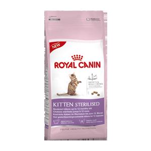 Royal Canin Kitten Sterilised 37 2kg