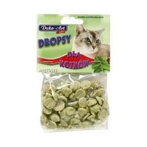 Dako-Art mentolos dropsz macskáknak 75g