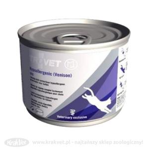 Trovet Venison Rice Diet (VRD macskák részére) - konzerv 200g