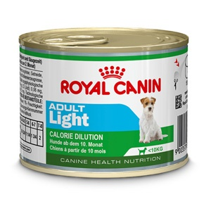 Royal Canin Mini Light - konzerv 195g
