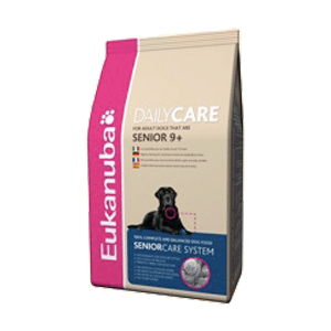 Eukanuba Daily Care Senior 9+ 2x12kg