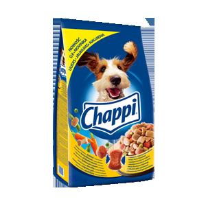Chappi baromfi zöldségkeverékkel 500g