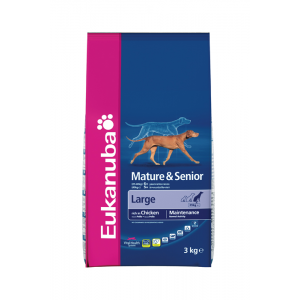 Eukanuba Mature & Senior Large Breed Maintenance 2x15kg