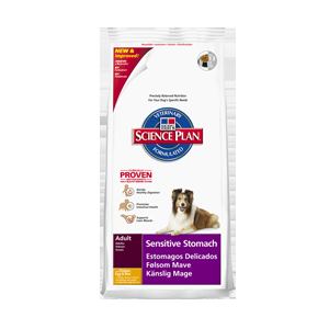 Hill's SP Canine Adult Sensitive Stomach 3kg