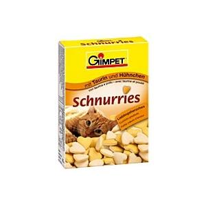 Gimpet Schnurries - vitaminos csemege - csirkés 650db