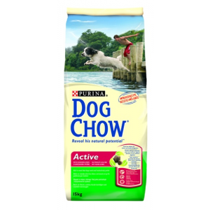 Purina DOG CHOW Active 15kg