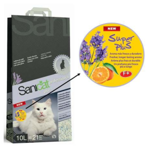Tolsa Sanicat Super Plus- szepiolitos macskaalom 5l