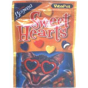 Beaphar Bogena Sweet Hearts - jutalomfalat macskáknak 150db